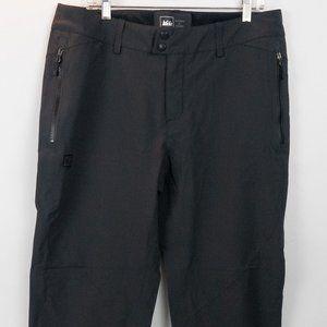 REI Elements Hiking Pants Size XL Black